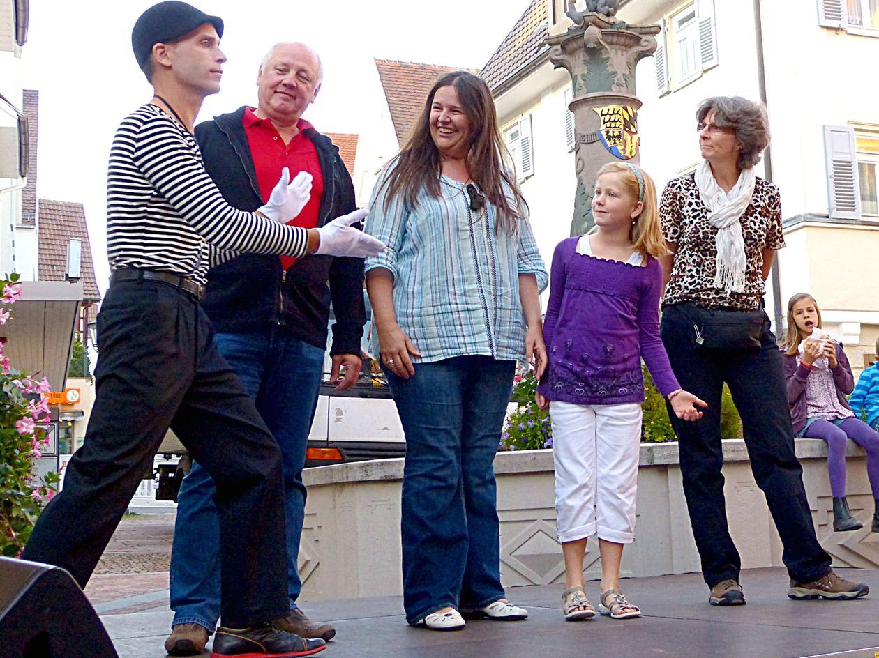 Straßentheaterfestival