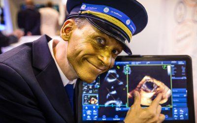 Medizintechnik im Höhenflug