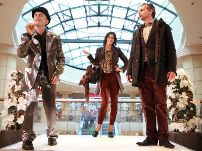 Fashion Show Einkaufszentrum