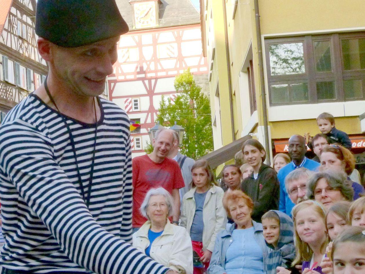 Stadtfest Show