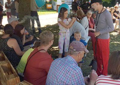 Unterhaltung Stadtfest
