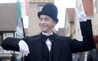 Scharade | Pantomimespiel