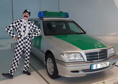 Mercedes-Benz-Pantomime