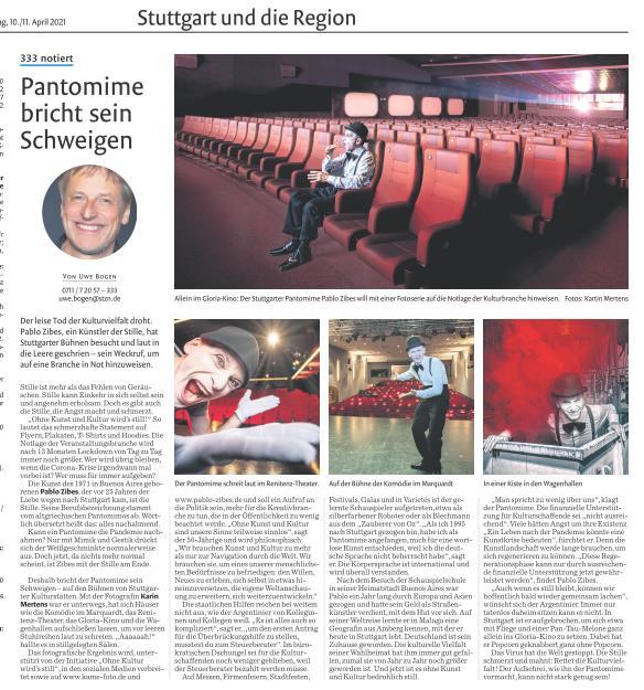 pantomime-news